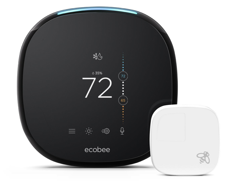 Ecobee4 Smart Thermostats