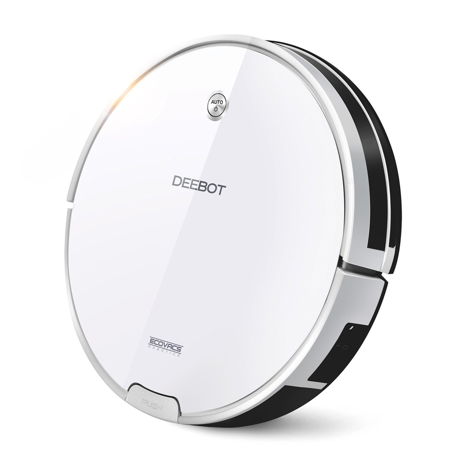 ECOVACS Robotic Vacuum Cleaner for Carpets and Floors