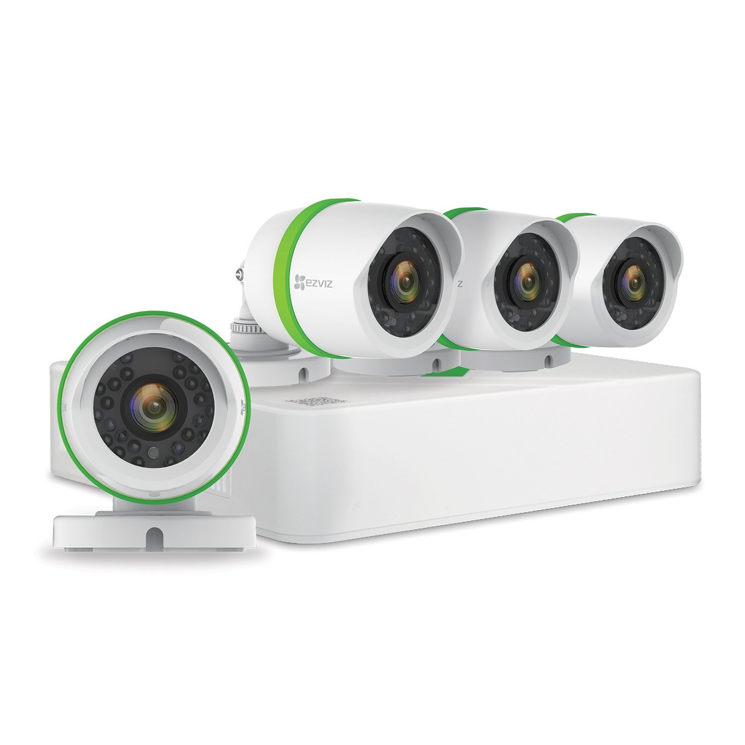 EZVIZ Smart Home 1080p Security Camera System