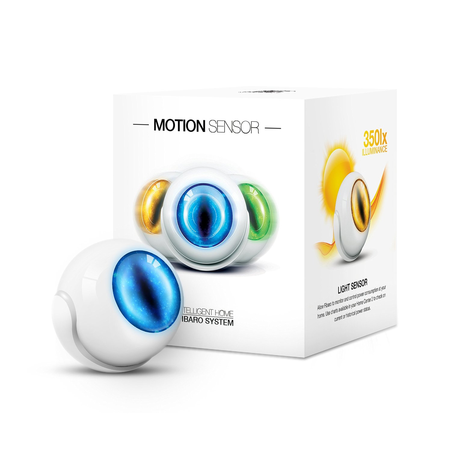 Fibaro Z-Wave Motion Sensor
