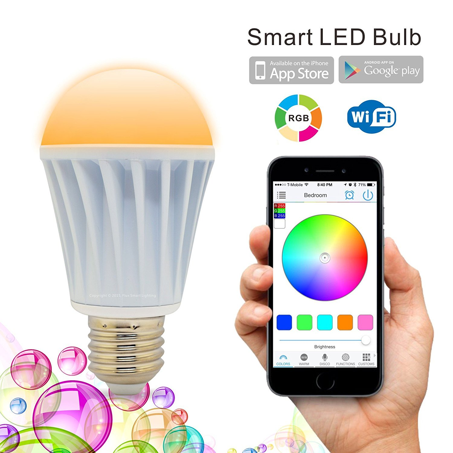 Flux Smart Lights & Lighting