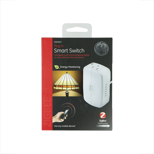 GE ZigBee Plug-In On Off Smart Switch Module