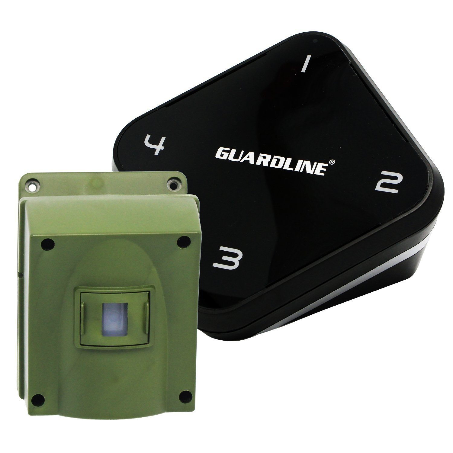 Guardline 1-4 Mile Long Range Wireless Driveway Alarm