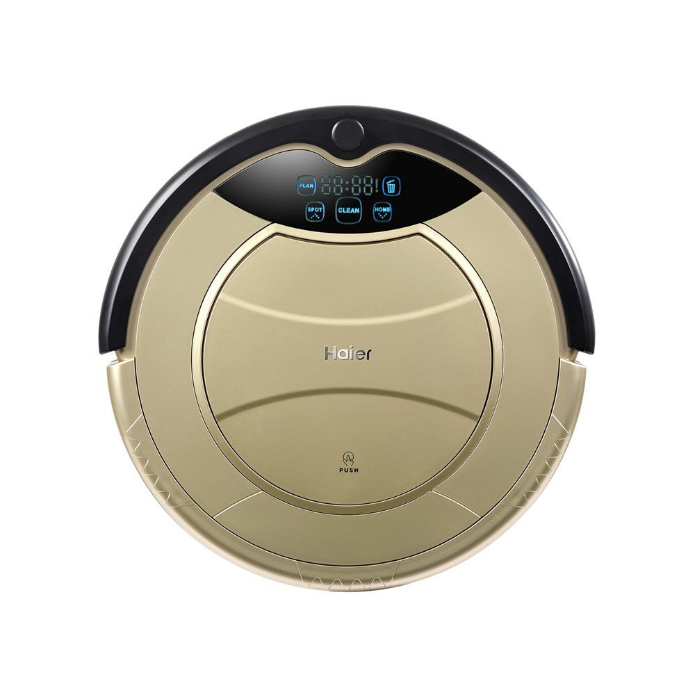 Haier Robot Vacuum Cleaner Floor Cleaner with Wet Mop