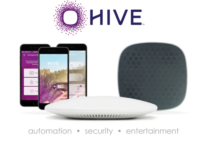 Hive Home Automation