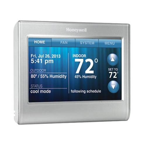 Honeywell Smart Thermostat Works with Amazon Alexa