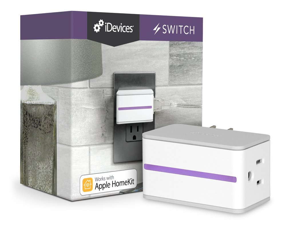 iDevices Switch Smart Plug with Energy Monitoring