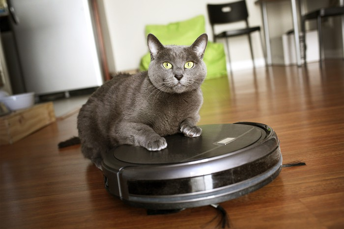 iRobot Google And Amazon Voice Controlled Roombas