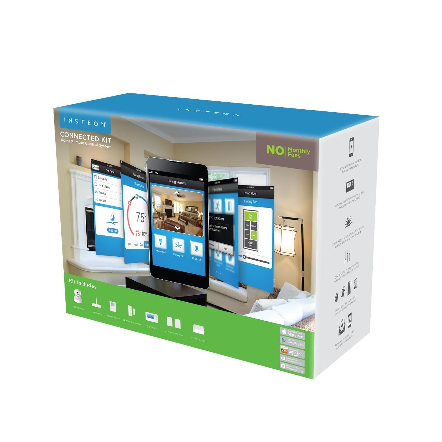 Insteon Connected Home Kit