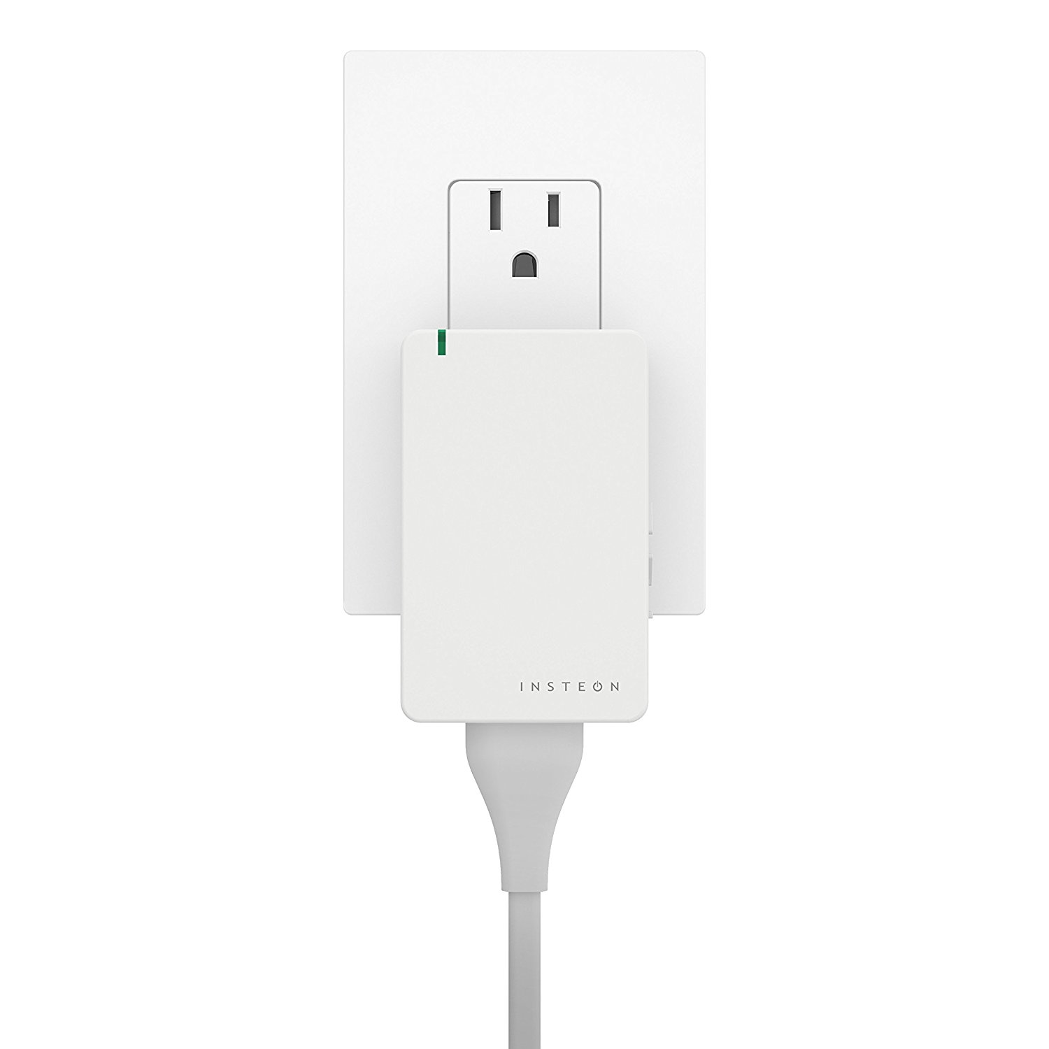 Insteon LampLinc Smart Plug Works with Amazon Alexa