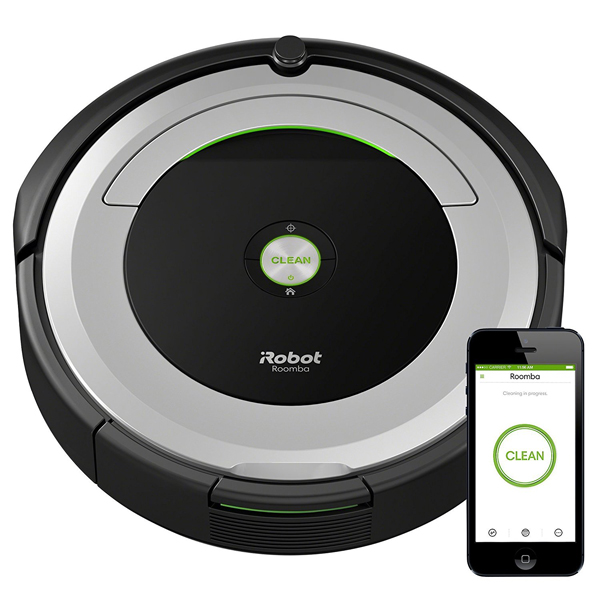 IRobot Roomba Vacuum Cleaning Robots