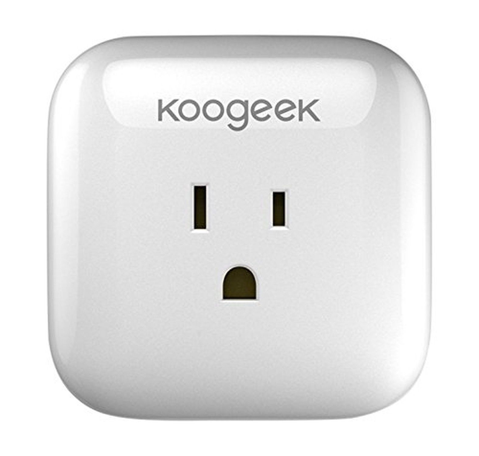 Koogeek Smart Plug WiFi for Apple HomeKit with Siri