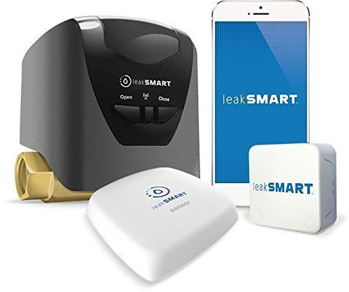 Smart Home Water Leak & Freeze Alarms & Sensors