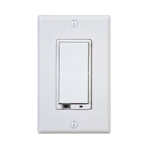 Linear Z-Wave 500-Watt Wall-Mount Dimmer Switch