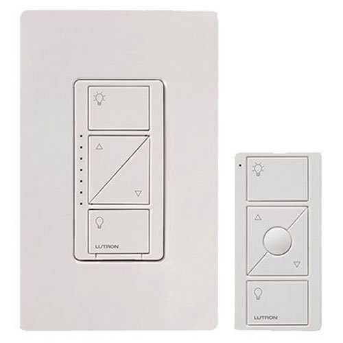 Lutron Caseta Dimmer Kit Works with Amazon Alexa