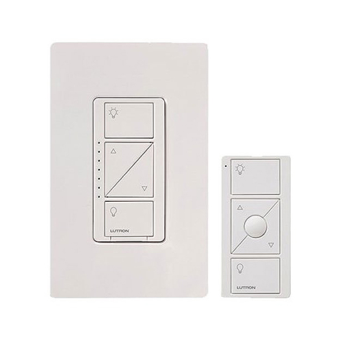 Lutron Caseta Wireless In-Wall Dimmer Kit Works with Amazon Alexa