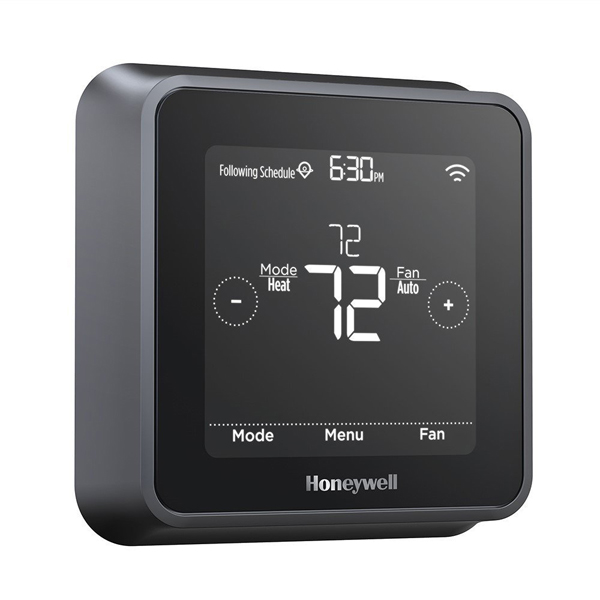 Lyric T5 Wi-Fi Thermostat Works with Amazon Alexa