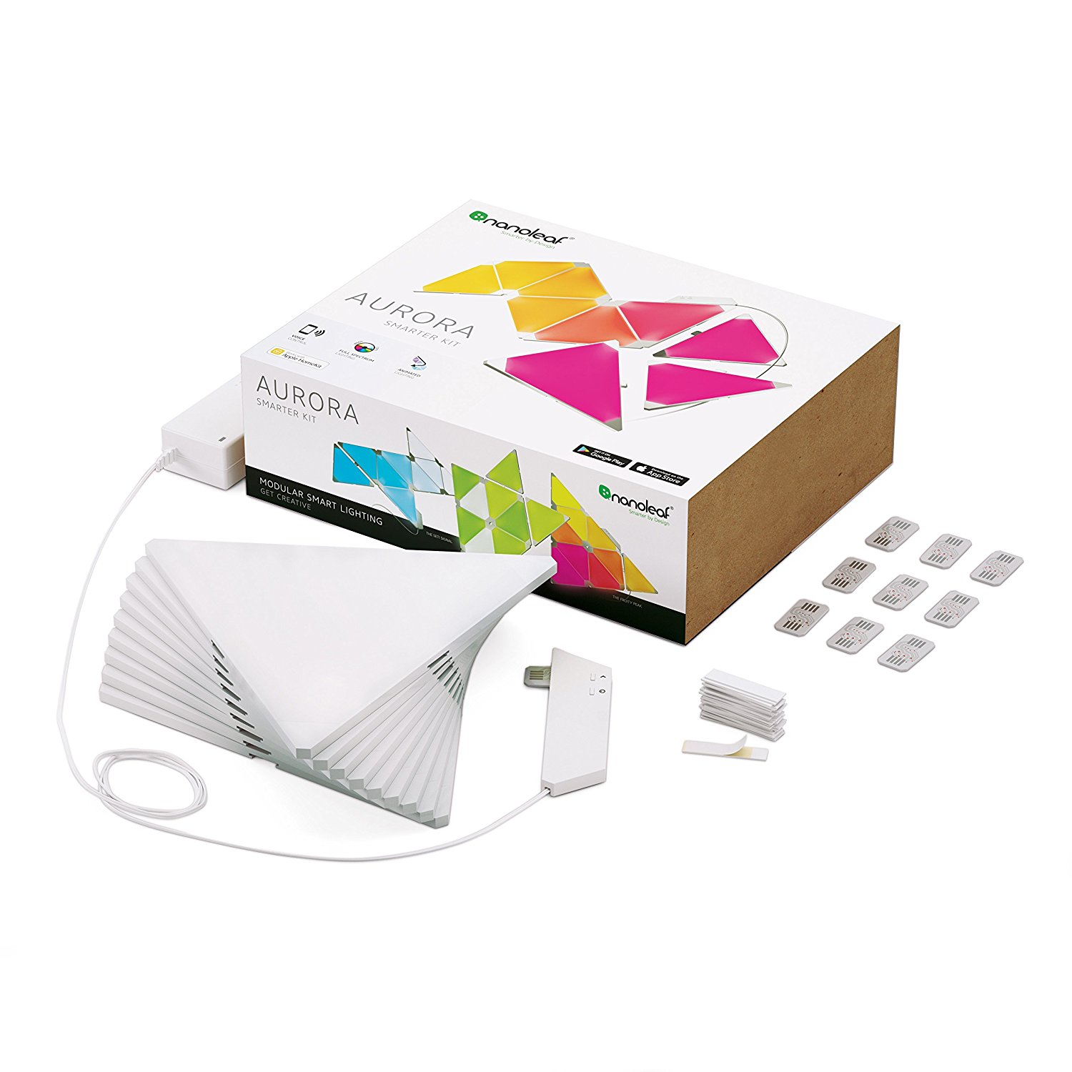 Nanoleaf Aurora Smart Lighting Kits