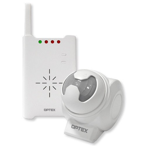 Optex RCTD-20U Wireless Driveway or Entry Announcer