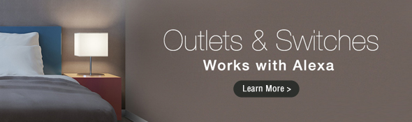 Outlets & Switches That Work With Alexa