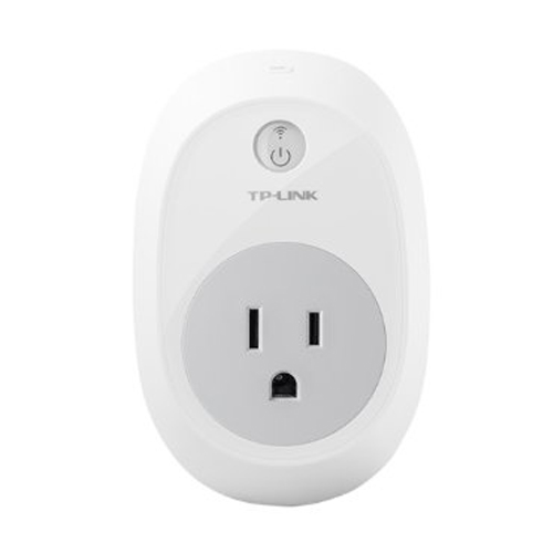 P-Link HS100 Smart Plug No Hub Required Wi-Fi Works with Alexa