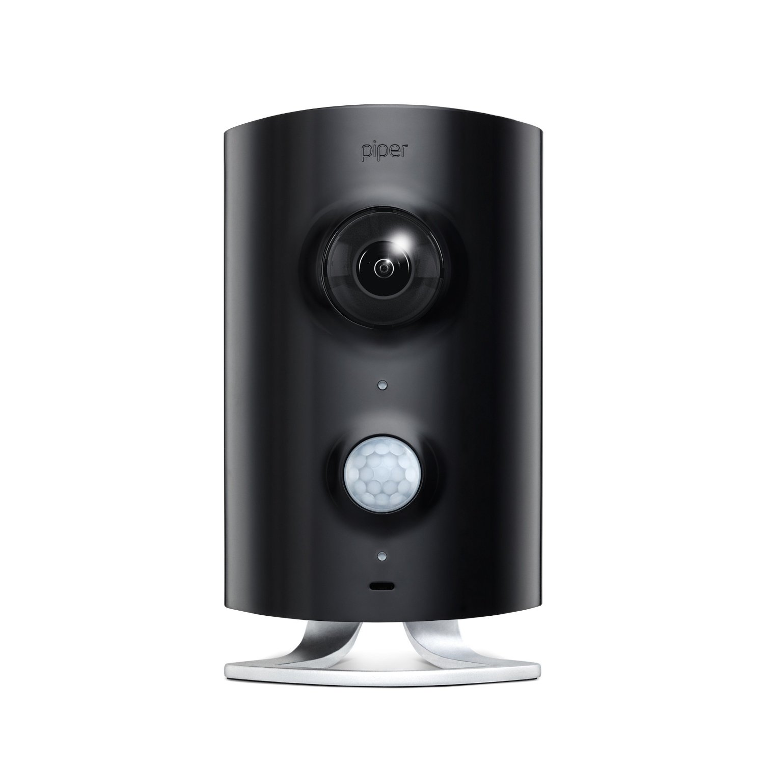 Piper Classic All-in-One Security System with Video Monitoring Camera