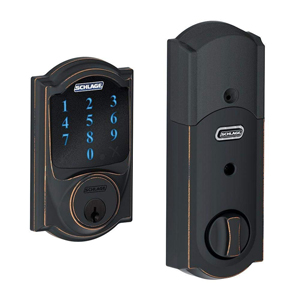 Schlage Z-Wave Connect Touchscreen Deadbolt Product Review
