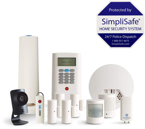 SimpliSafe 12 Piece Home Security System Product Review