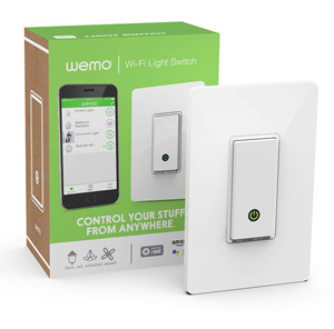Wemo WiFi Light Switch Product Review