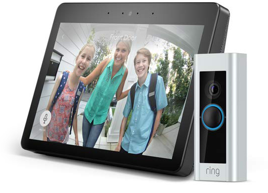 Ring Video Doorbell Pro Alexa