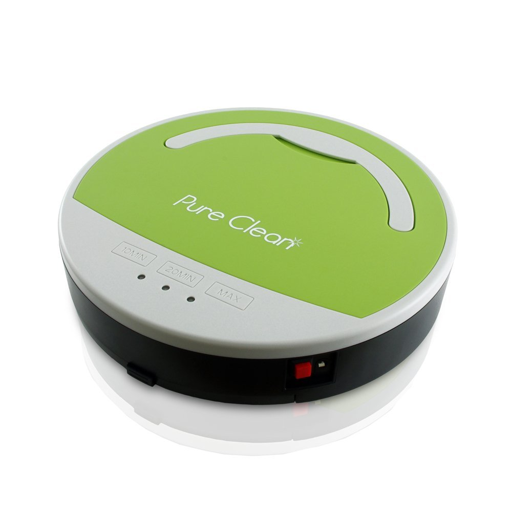 Pure Clean Smart Robotic Vacuum Floor Cleaner