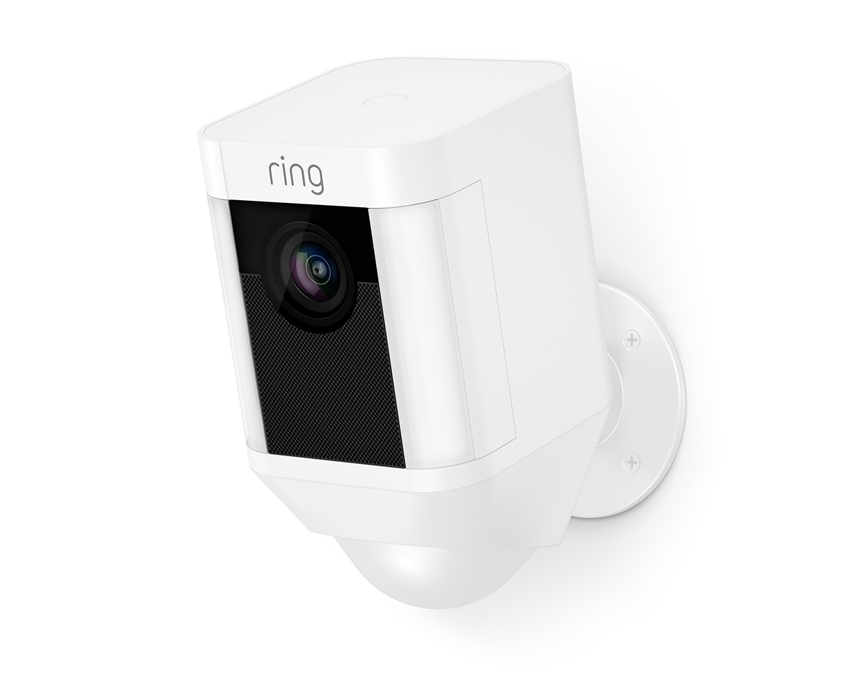 Ring Spotlight Cam Battery Smart Devices