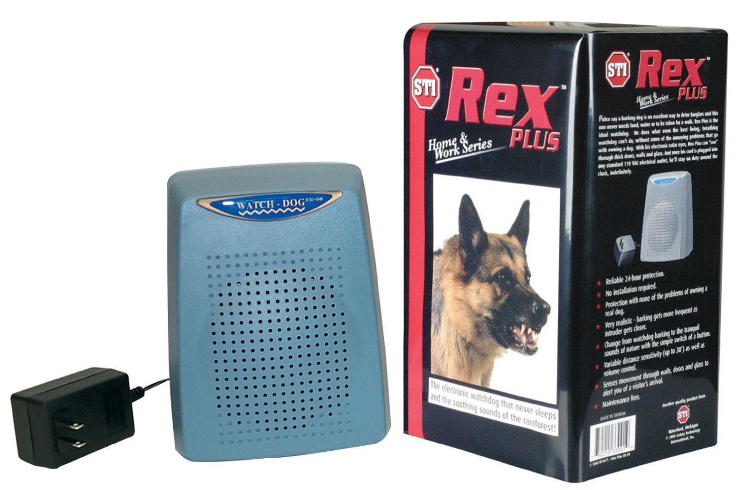 Safety Technology International Barking Dog Alarm