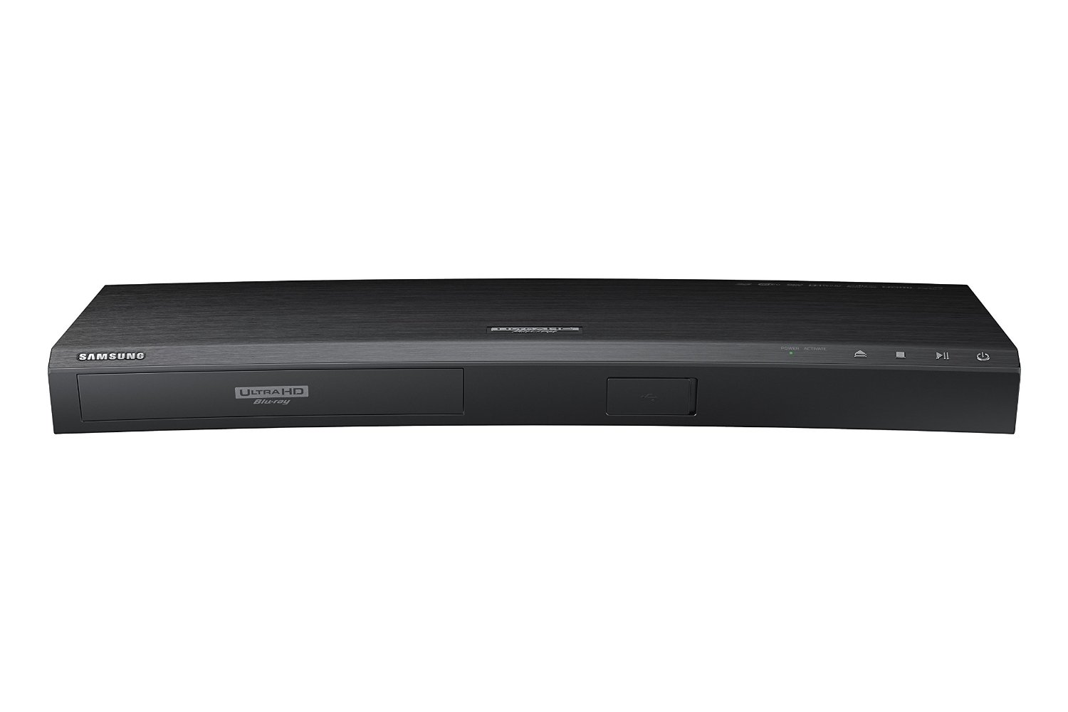 Samsung 3D Wi-Fi 4K Ultra HD Blu-Ray Player
