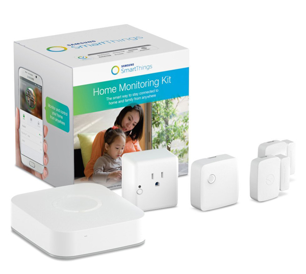 SmartThings Home Monitoring Kit