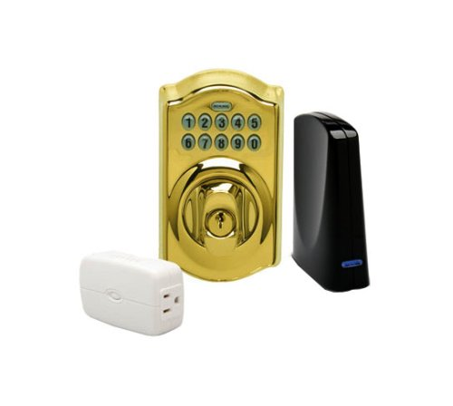 Schlage LiNK Wireless Keypad Deadbolt Starter Kit System
