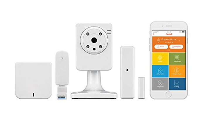 Security Sensors & Alarms