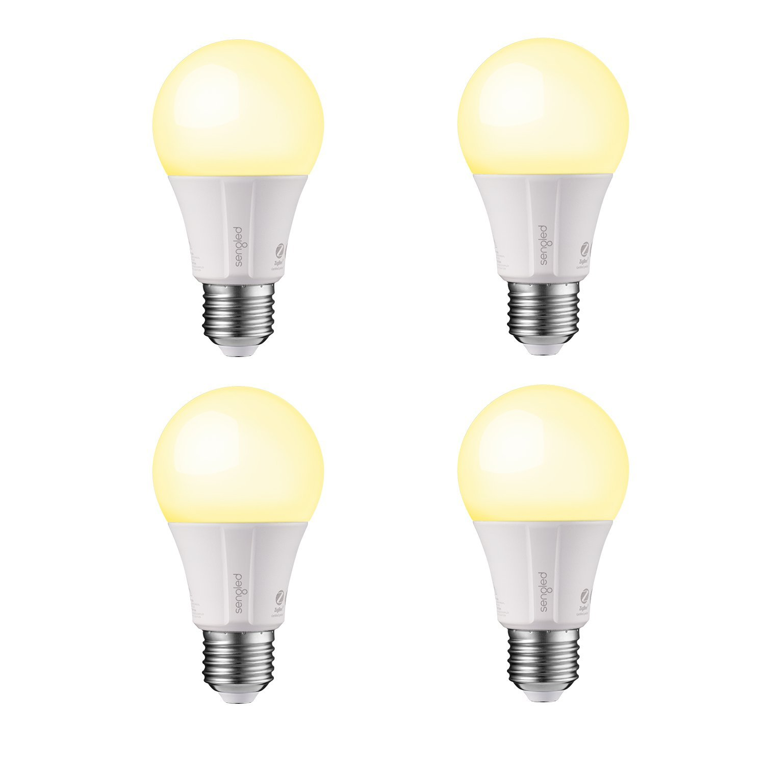Sengled Element Classic A19 Smart Bulbs Dimmable Zigbee Bulbs