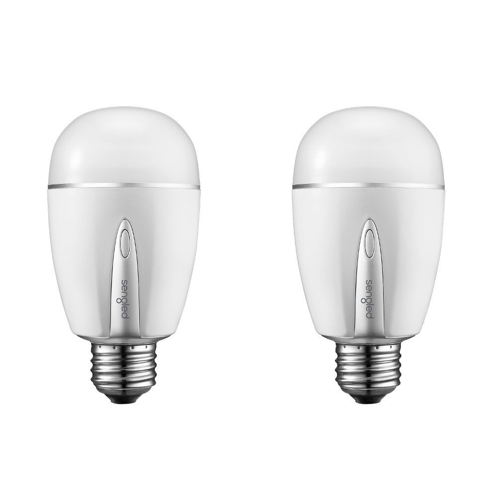 Sengled Element Touch Smart Home A19 LED Light Bulbs Dimmable