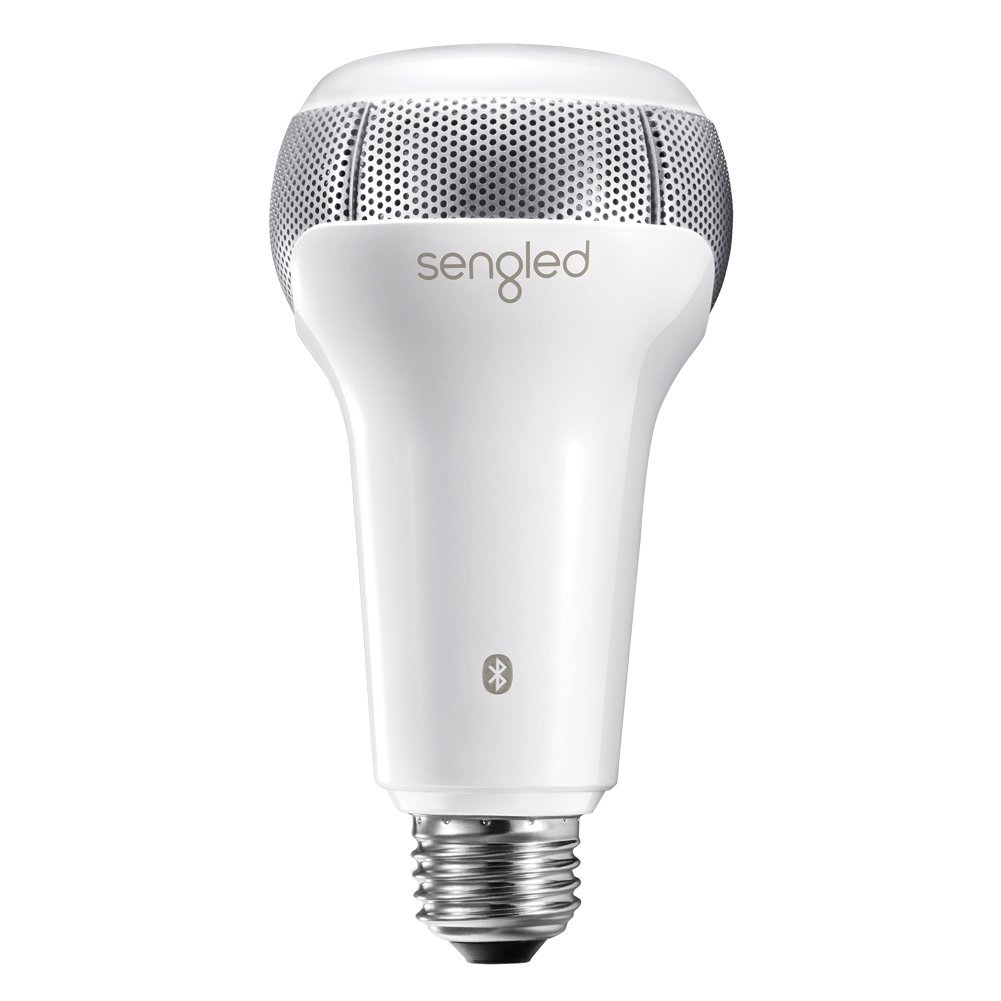 Sengled Solo Dimmable LED Bulb with Built-In Bluetooth Dual Channel JBL Speakers