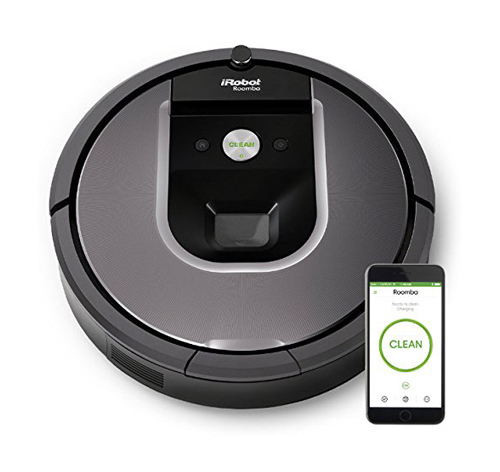 Smart Home Cleaners Vacuums & Moppers