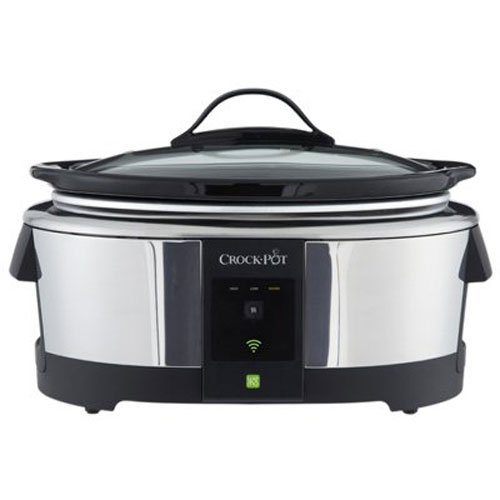 Smart Home Crock-Pot Slow Cookers