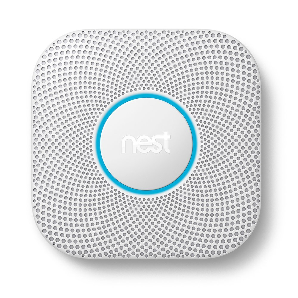 Smart Home Smoke & Carbon Monoxide Alarms & Sensors