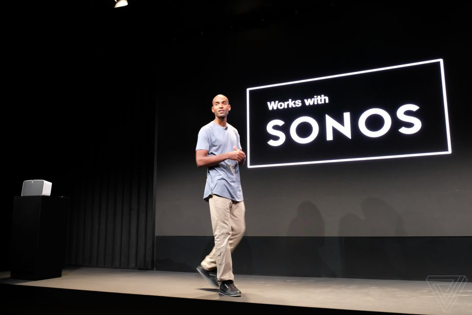 Smart Home Brands Work With Sonos