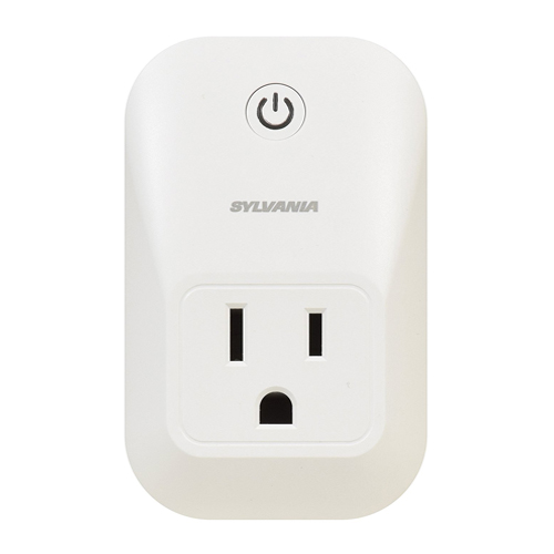 Sylvania Lightify by Osram Smart Plug Works with Amazon Alexa