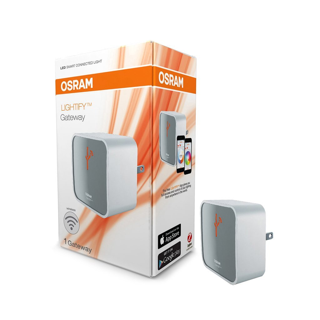Sylvania Lightify Wireless Gateway Hub Bridge