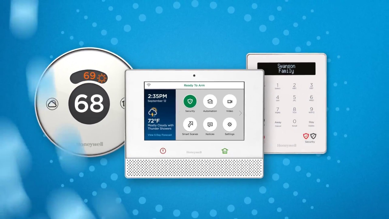 Top Honeywell Smart Home Devices