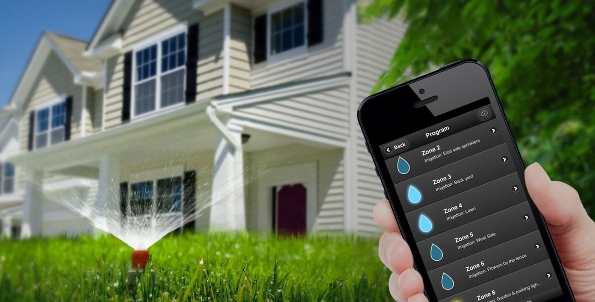 Top Smart Home Sprinklers & Irrigation Systems