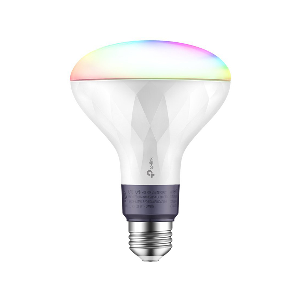 TP-Link Smart Recessed LED Bulb with Color Changing Hue
