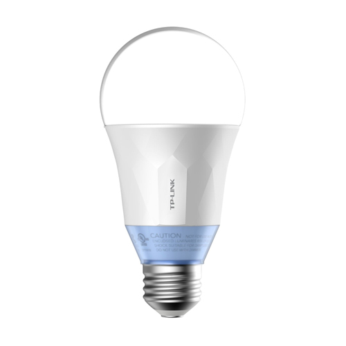 TP-Link Smart LED Light Bulb Wi-Fi Dimmable A19 Tunable White 60W Equivalent Works with Amazon Alexa